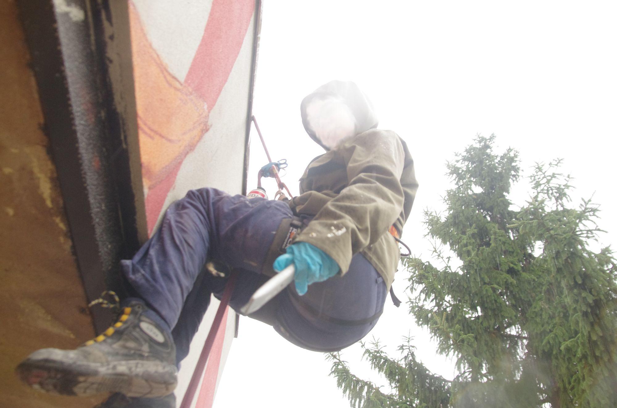 Klettergurt Bauen : Iglu bauen im bayrischen wald u bergmariechen